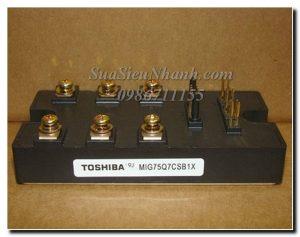 MIG75Q7CSB1X IGBT Toshiba