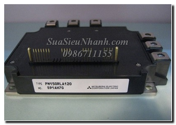 PM100RLA120 IGBT Mitsubishi 100A 120V