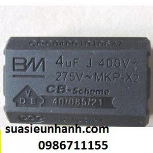 4uF 400VDC