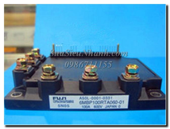 6MBP100RTC060-01, A50L-0001-0335 - IGBT Fuji