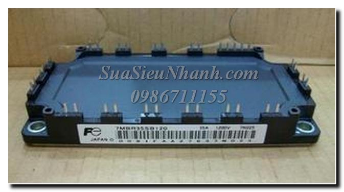 7MBR35SB120-70 - IGBT Fuji