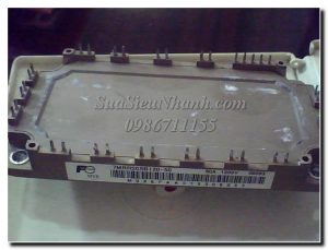 7MBR50SB120-60 - IGBT Fuji
