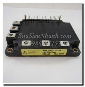 A50L-0001-0329, 6MBP80RTA060-01 - IGBT Fuji