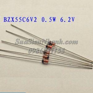 BZX55C6V2 0.5W