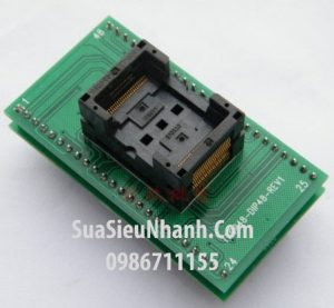 Để kẹp chip TSOP48 to DIP-48