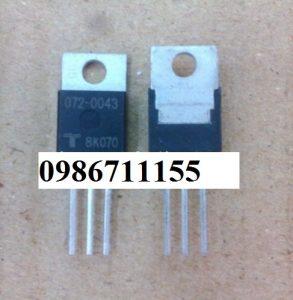 072-0043  SCR Transistor