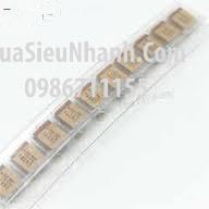 Tên hàng: 107C Tụ tantalum vàng 100UF 16V 1210;  mã hàng: B3528_107C;  Kiểu chân: dán 1210