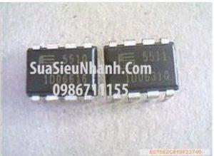 Tên hàng: 5511 FA5511 IC Nguồn;  Kiểu chân: dán SOP-8;  Mã hàng: FA5511_SOP-8;  Dùng cho: Vật tư máy in