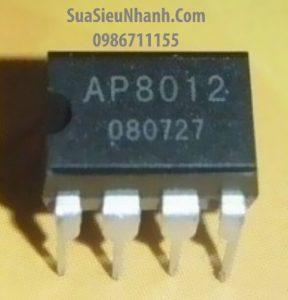 AP8012C AP8012 IC Nguồn Switching; Kiểu chân: cắm DIP-8