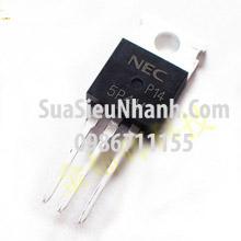 Tên hàng: 5P4M Thyristor 5A 500V; Mã hàng: 5P4M; Kiểu chân: cắm TO-220; Hãng sx: NEC;