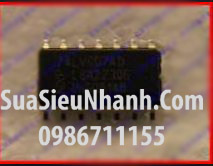 Tên hàng: 74LVC07AD LVC07A SN74LVC07ADR IC số;  Mã hàng: SN74LVC07ADR;  Kiểu chân: dán SOP14;  Hãng sx: TI  Tương đương: 74HC07, 74LV07; 74LS07