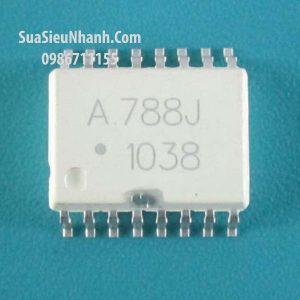 Tên hàng: A788J SOP16 Photocoupler opto cách ly quang;  Kiểu chân: dán SOP-16;  Hãng SX: Avago;  Dùng cho: vật tư biến tần, vật tư servo,
