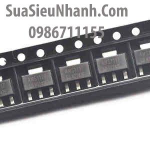 AMS1117-5.0 IC Nguồn ổn áp 5.0V; Kiểu chân: dán SOT223