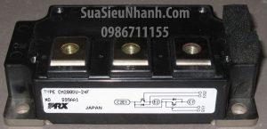Tên hàng: CM200DU-24H IGBT Module 200A 1200V; Hãng sx: Mitsubishi