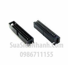 Tên hàng: DC3-10P IDE10P Box header 5x2p 2.54mm đực thẳng; Mã: DC3-10P_S; Hàng tương đương: IDE 10