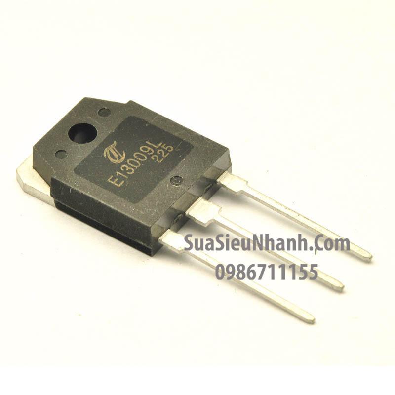 Tên hàng: E13009L J13009 KSE13009L N Transistor 12A 400V BCE; Kiểu chân: TO-3P