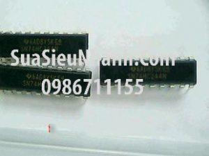 Tên hàng: HC244 HC244A SN74HC244NSR IC Driver;  Kiểu chân: dán SOP20 5.2mm;  Hãng sx: TI;  Mã hàng: SN74HC244NSR;  Nội Dung: Octal buffer/line driver; 3-state