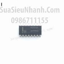Tên hàng: HC595 74HC595PW SN74HC595PWR IC số;  Mã hàng: SN74HC595PWR;  Kiểu chân: dán TSSOP16