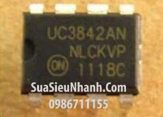 Tên hàng: KA3842 DIP8 IC nguồn PWM DC to DC Controller; Mã: KA3842_DIP8; Kiểu chân: cắm DIP-8; Hàng tương đương: UC3842 UC3842AN KA3842 KA3842A