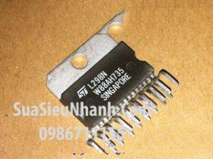 Tên hàng: L298 L298N L298HN Dual H-Bridge Module (L298N) for Motor Control;  Kiểu chân: cắm  Hãng sx: ST;  Mã hàng: L298N;