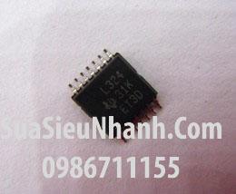 Tên hàng: L324 LM324PWR IC thuật toán;  Kiểu chân: dán TSSOP-14;  Hãng sx: TI