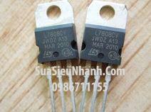 Tên hàng: KA7808 LM7808 L7808CV L7808 TO220 IC nguồn ổn áp 8V 1.5A;  Mã: L7808CV;  Kiểu chân: cắm TO-220;  Thương hiệu: ST;  Phân nhóm: IC nguồn