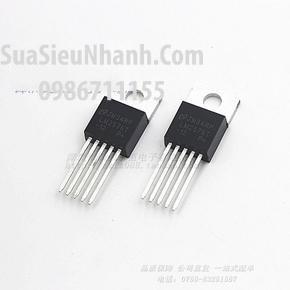 Tên hàng: LM2576T-12 IC nguồn switching 12V;  Mã hàng: LM2576T-12V;  Kiểu chân: cắm TO-220;  Hãng sx: National;