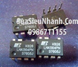 Tên hàng: LNK564PN LNK564  Kiểu chân: cắm DIP-7;  Hãng sx: POWER;  Mã hàng: LNK564PN