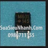 Tên hàng: M601 HCPL-M601 Photo-Tran; Mã hàng: HCPL-M601_SOP5; Kiểu chân: dán SOP5; Hãng sx: AVAGO; Dùng cho: vật tư biến tần, vật tư servo; Thông số: HCPL-M600, HCPL-M601, HCPL-M611Small Outline, 5 Lead, High CMR, High Speed, Logic Gate Optocouplers