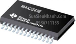MAX3243EI MAX3243EIDBR IC Truyền thông RS-232;  Kiểu chân: dán SSOP-28;  Hãng sx: TI;  Mã: MAX3243EIDBR