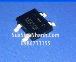 Tên hàng: MB10F SOP4 Diode cầu 1A 1000V; Mã: MB10F