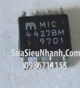 Tên hàng: MIC4426YM Dual 1.5A-Peak Low-Side MOSFET Driver; Kiểu chân: dán SOP-8; Hãng sx: MICREL; Mã hàng: MIC4427YM; Dùng cho: Vật Tư biến tần; Hàng tương đương: MIC4426BM MIC4426YM MIC4426CM MIC4426ZM MIC4426BMM MIC4426YMM MIC4426BN MIC4426YN MIC4426CN MIC4426ZN MIC4427BM MIC4427YM MIC4427CM MIC4427ZM MIC4427BMM MIC4427YMM MIC4427BN MIC4427YN MIC4427CN MIC4427ZN MIC4428BM MIC4428YM MIC442