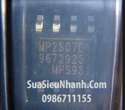 Tên hàng: MP2307DN MP2307 SOP8 IC nguồn 3A, 23V, 340KHz Synchronous Step-Down Converter;  Mã: MP2307DN;  Kiểu chân: dán SOP-8;  Hãng sx: MPS;  Hàng tương đương: kis-3r33s