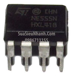 NE555 NE555P NE555N IC Timer;  kiểu cân: cắm DIP-8