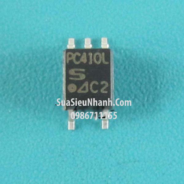 Tên hàng: PC410L Photo-Tran optocoupler cách ly quang; Mã: PC410L; Kiểu chân: dán SOP-5; Thương hiệu: SHARP; Phân nhóm: Opto