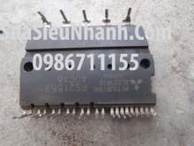 Tên hàng: PS21553-NU IGBT MITSUBISHI 10A 600V; Mã hàng : PS21553-NU; hãng sx: MITSUBISHI; dùng cho: vật tư máy giặt, vật tư điều hòa, vật tư servo driver;