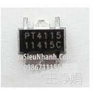 Tên hàng: PT4115 SOT89 IC nguồn LED driver; Mã: PT4115; Kiểu chân: dán SOT-89; Phân nhóm: IC Nguồn