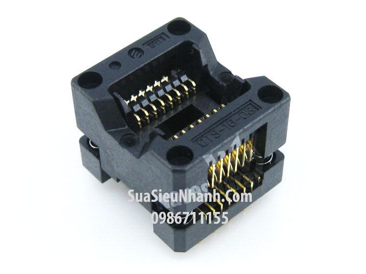 Để kẹp chip SOP-16 to DIP-16