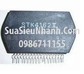 Tên hàng: STK4162II IC Khuếch đại ampli (TM); Mã hàng: STK4162II ; Kiểu chân: cắm; Hãng sx: SANYO; Dùng cho: Vật tư Ampli
