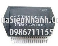 Tên hàng :STK4192II IC Khuếch đại ampli; mã hàng : STK4192II; Hãng sx: SANYO; Kiểu chân: cắm; Dùng cho: Vật tư ampli