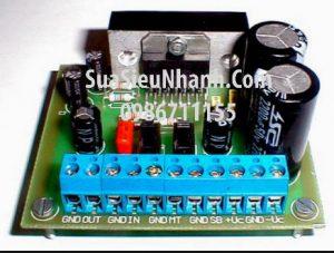 Tên hàng: TDA7294 IC khuếch đại ampli;  mã hàng: TDA7294;  kiểu chân: cắm;  hãng sx: ST;  Dùng cho: Vật tư ampli