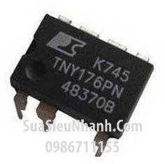 Tên hàng: TNY176PN DIP7 IC nguồn Offline Switcher 19W;  Mã: TNY176PN;  Hãng sx: Power;  Kiểu chân: cắm DIP-7;  Hàng tương đương: TNY174PN 11 W, TNY175PN 15 W, TNY176PN 19 W, TNY177PN 23.5W, TNY178PN 28 W, TNY179PN 32 W, TNY180PN 36.5 W