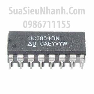 Tên hàng: UC3854BN IC Nguồn Switching; Kiểu chân: cắm DIP-16