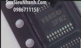 Tên hàng: V8804F LV8804FV SSOP20 IC PC and Server Fan Motor Driver; Mã: V8804F; Kiểu chấn: dán SSOP-20; Hãng sx: ON