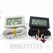Tên hàng: Đồng hồ hiển thị nhiệt độ, nhiệt kế tắm, nhiệt kế tủ lạnh