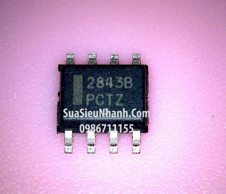 Tên hàng: UC2843 2843B UC2843B 2843 SOP8 IC nguồn PWM; Mã: 2843B; Kiểu chân: dán SOP-8; Phân nhóm: IC nguồn