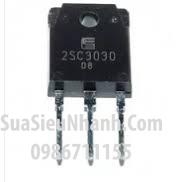 Tên hàng: C3030 2SC3030 N Transistor 7A 800V BCE; Kiểu chân: cắm TO-3P; Hãng sx:; Mã: 2SC3030_FE;