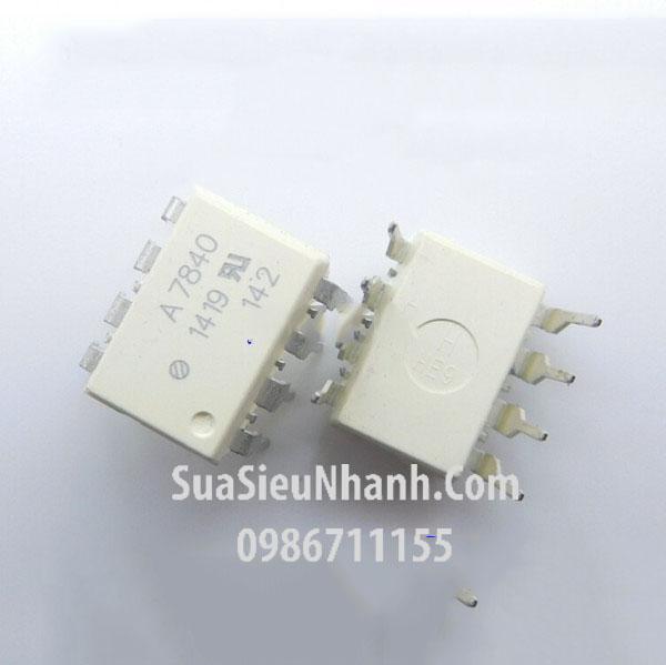 Tên hàng: A7840, HCPL-7840, HP7840 Photocoupler opto cách ly quang; Mã: A7840_DIP-8; Kiểu chân: cắm DIP-8; Tag: A7840, HCPL-7840, HP7840 Photocoupler opto cách ly quang; IC cách ly quang, IC khuếch đại thuật toán cách ly quang, IC thuật toán quang