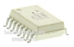 Tên hàng: A786J HCPL-786J HP786J Opto cách ly quang, Optically Isolated Modulator;  Hãng sx: AVAGO;  Kiểu chân: dán SOP-16;  Mã: A786J_AVAGO;  Dùng cho: Vật tư biến tần, vật tư Servo driver