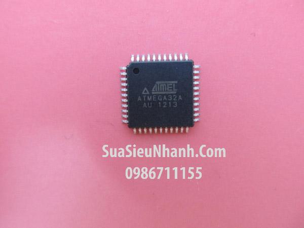 Tên hàng: ATMEGA32A-AU TQFP44 IC VĐK ARM MCU 8BIT 32KB FLASH 44TQFP; Mã: ATMEGA32A-AU; Kiểu chân: dán TQFP44; Hãng sx: ATMEL